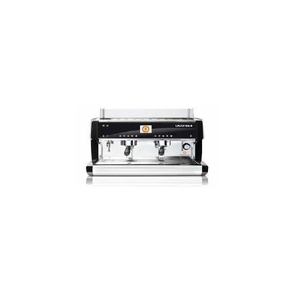Cafetera automática digital 2 grupos con display g6+ gaggia
