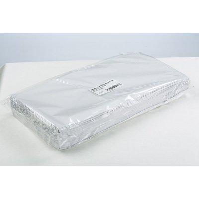 Caja 250 uds mantel papel plegado 1/8 35gr de 100x100 color