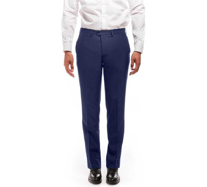 Dacobel pantalón hombre 100/2011 sinpinzas azul