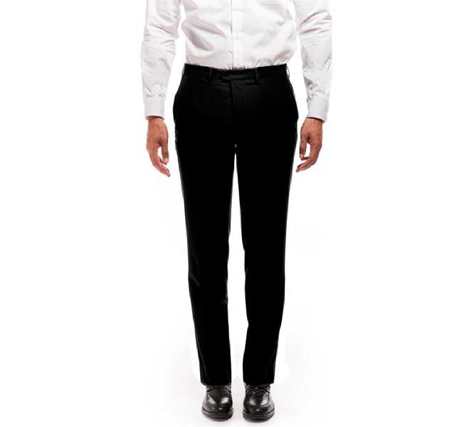 Dacobel pantalón hombre 100/2011 sinpinzas negro