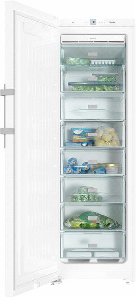 Miele congelador side by side fn 28262 ws blanco