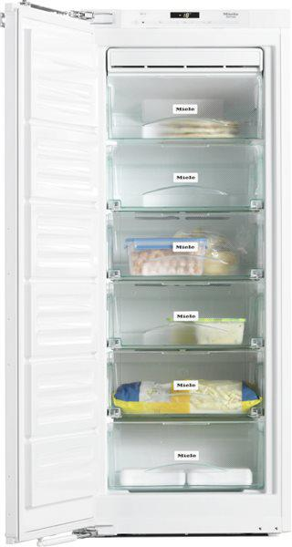 Miele congelador side by side fns 35402 i integrado