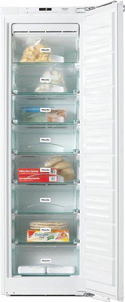 Miele congelador side by side fns 37402 i integrado
