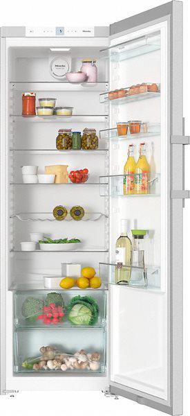 Miele frigorífico side by side k 28202 d edt/cs puertas