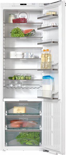 Miele frigorífico side by side k 37672 id integrado