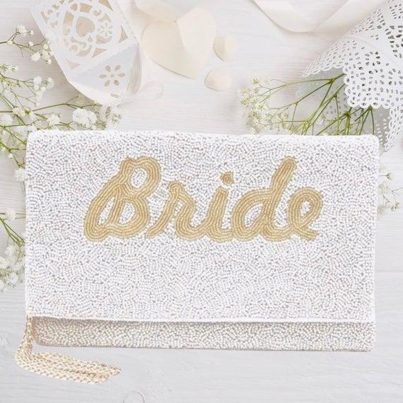 Regalo de novia, regalo para bolso de novia, regalo de boda,
