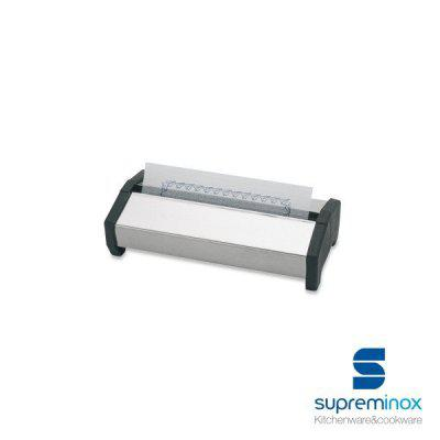 Servilletero inox zig zag 8062 supreminox (1 ud)