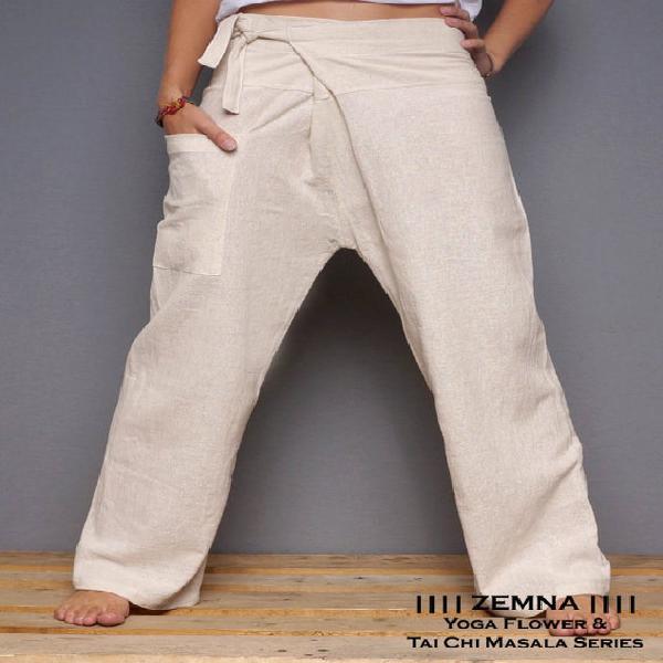 Tamaño s-l, pantalones de pescador, pantalones de pescador