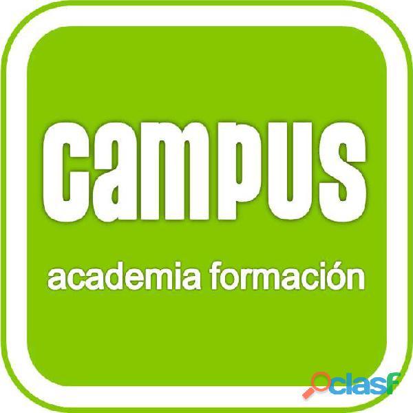ACADEMIA CAMPUS FORMACION. Moncloa