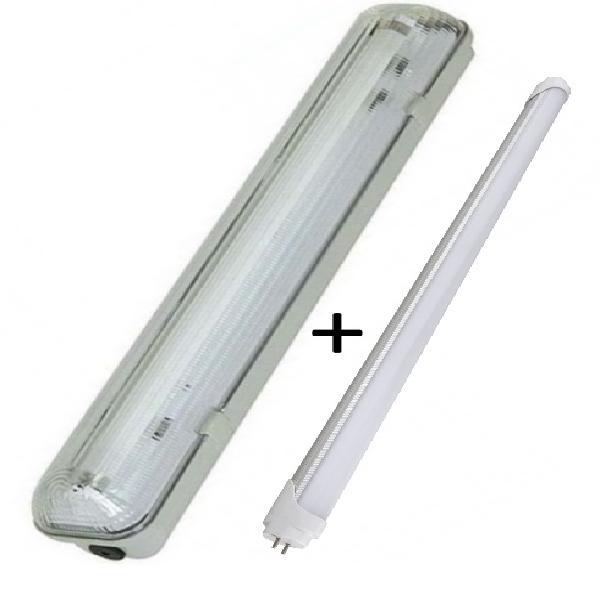 Iluminación para cámaras frigoríficas