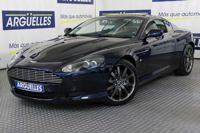 Aston martin db9 5.9 coupé 457cv touchtronic 2 nacional '06