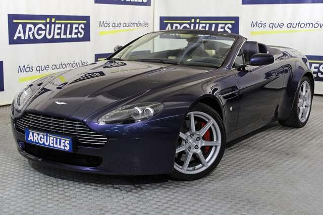 Aston martin vantage roadster aut nacional sportshift '08