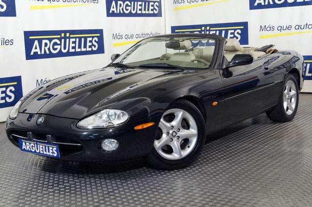 Jaguar xk 8 convertible 4.0 v8 nacional '00