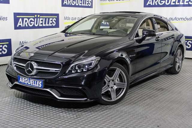 Mercedes cls 63 amg 4matic 557cv nacional '15