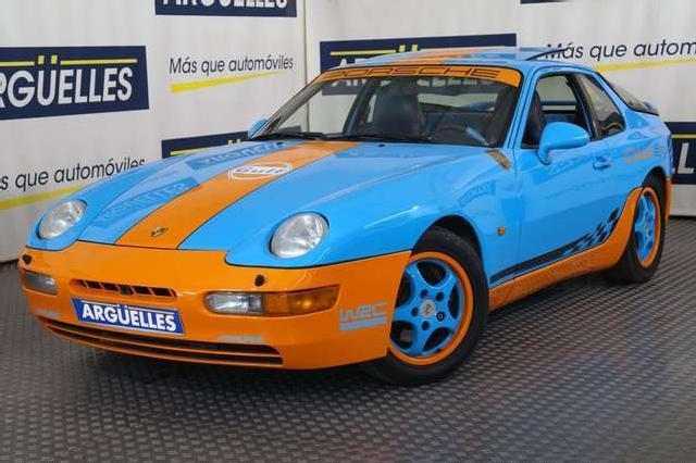 Porsche 968 gulf racing nacional '92