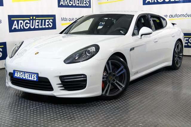 Porsche panamera gts nacional 440cv '14