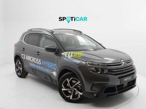 Citroen c5 aircross 1.6 hybrid 225 feel auto 5p (demo)