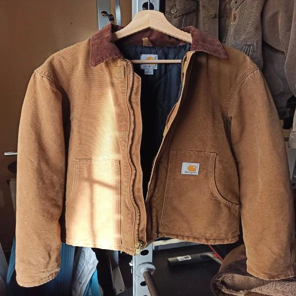 Carhartt chaqueta abrigo vintage como nueva estilo detroit