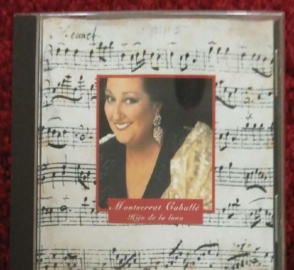 Montserrat caballe (hijo de la luna) cd 1994