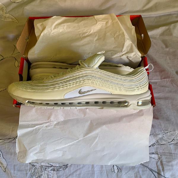 Nike airmax 97 blancas