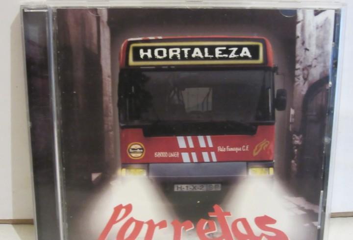 Porretas - hortaleza - cd - 2002 - spain - ex+/ex+