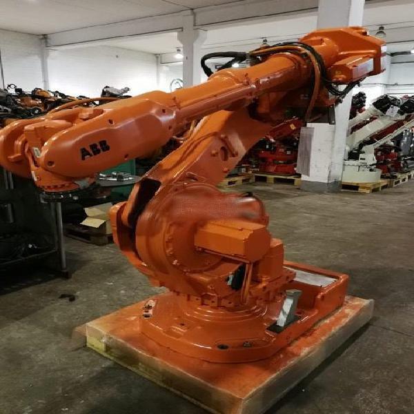 Robot industrial abb irb 6650 irc5 maquinas de segunda mano