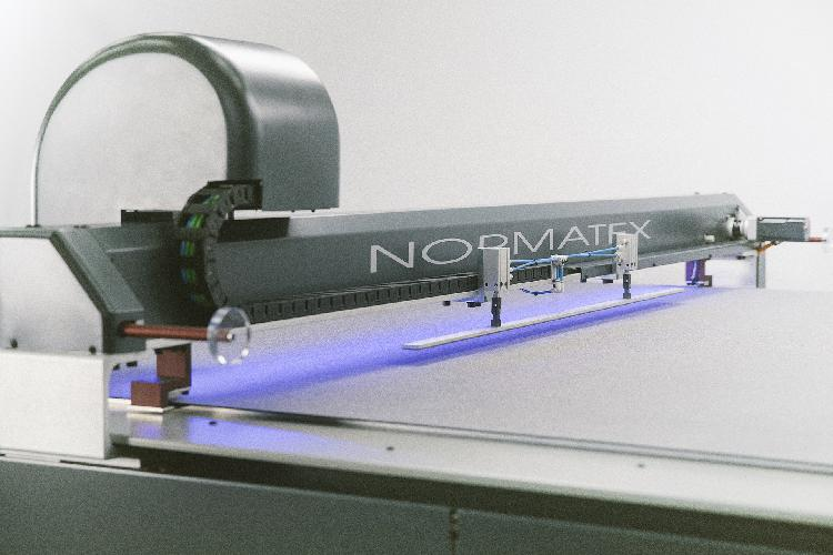 Sistema de corte normatex bcn gamacut 2020 maquinas de