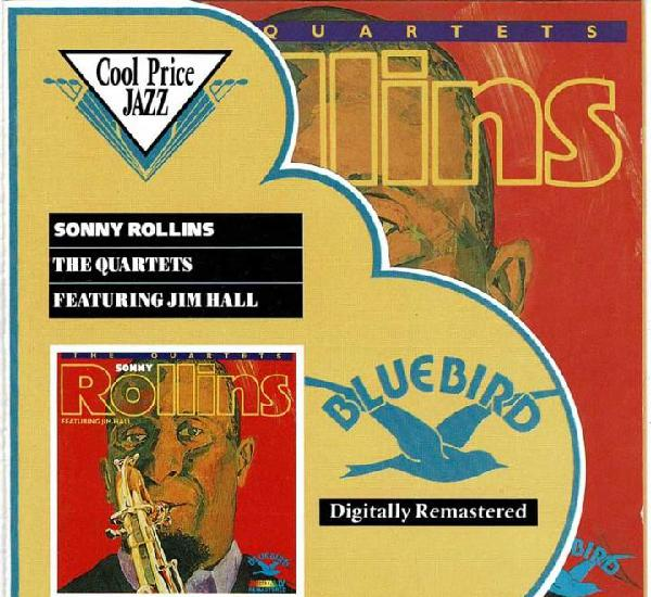Sonny rollins - the quartets featuring jim hall. cd