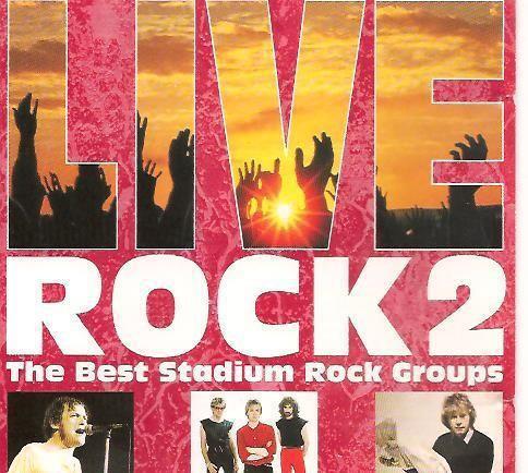 Live rock-2,varios del 92 mirar foto adicional