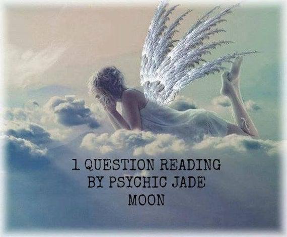 1 pregunta lectura psíquica por un psíquico confiable