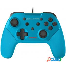 Ardistel nsw blackfire mando azul neon nintendo switch