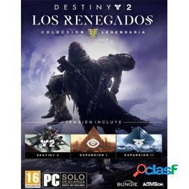 Destiny 2: los renegados colección legendaria pc