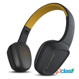Energy Sistem Headphones 3 Auriculares Bluetooth Amarillos
