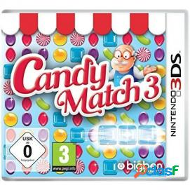 Candy match 3 3ds