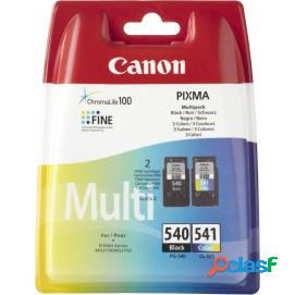 Canon pg-540/cl-541 multipack original negro/color