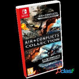 Air conflicts colección nintendo switch