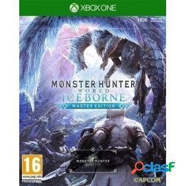 Monster hunter world: iceborne edición máster xbox one