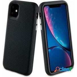 Muvit funda tiger triangle negra para iphone 11