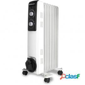 Orbegozo rf 1500 radiador de aceite 7 elementos 1500w