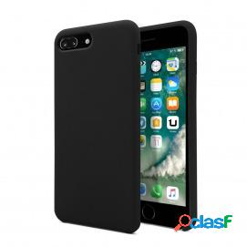 Unotec funda soft negra para iphone 7/8 plus