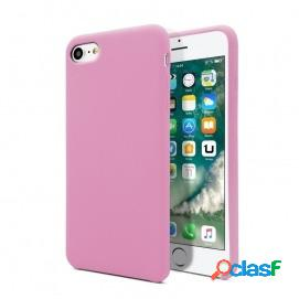 Unotec funda soft rosa oscuro para iphone 7/8