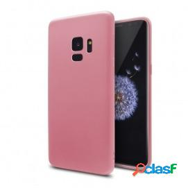 Unotec funda soft rosa oscuro para samsung galaxy s9