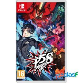 Persona 5 strikers edición limitada nintendo switch