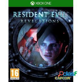 Resident evil revelations hd xbox one
