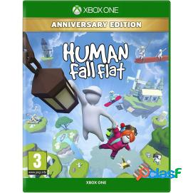 Human: fall flat edición aniversario xbox one