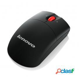 Lenovo laser wireless mouse ratón 1600dpi negro