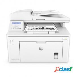 Hp laserjet pro m227sdn impresora multifunción láser monocromo dúplex fax