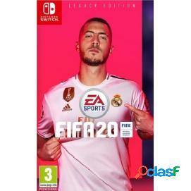 Fifa 20 edición legacy nintendo switch