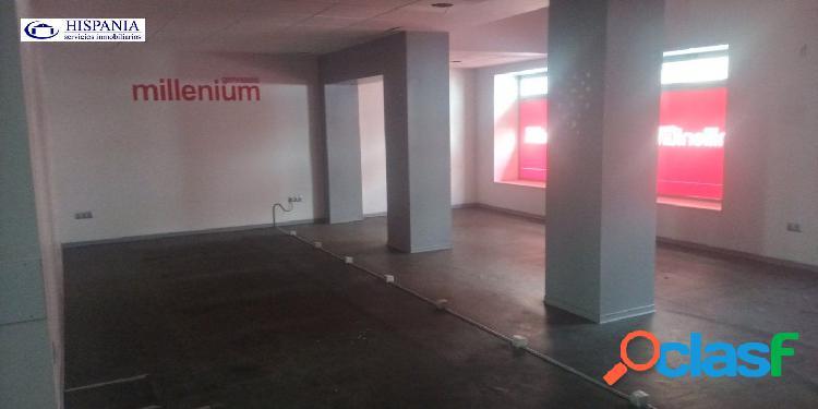 Local con 550 m2 utiles, reformado, zona plaza del falla