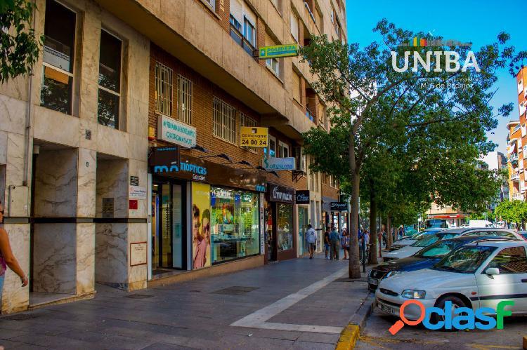Alquiler Plaza Garaje Enrique Segura Otaño, 1ª planta. 70€. Garaje Mediano, Buen acceso 1